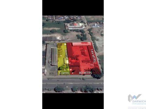 vendo complejo industrial de 16100 m2 en palmira