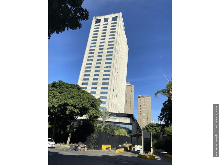 impecable oficina torre humboldt