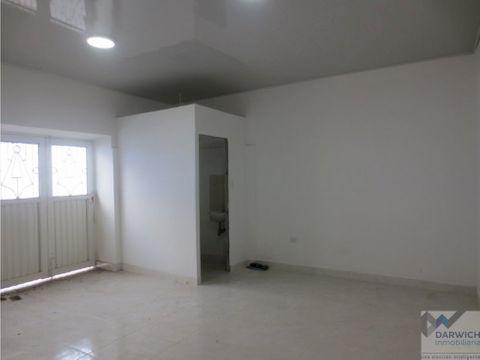 apartaestudio de 26 m2 servicios incluidos