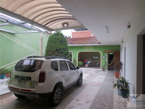 casa grande de un piso 365 m2