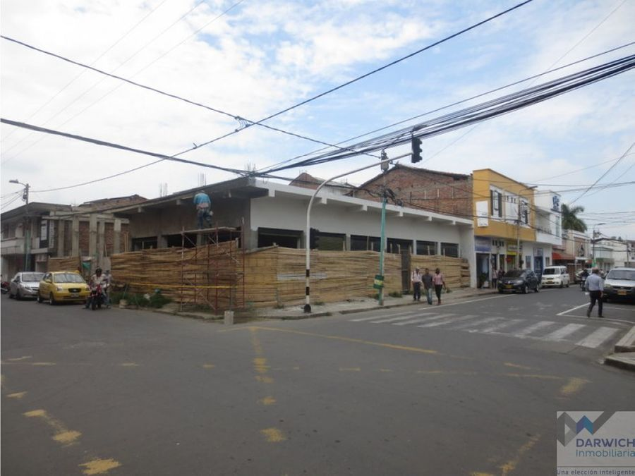 alquilo locales en el centro de palmira