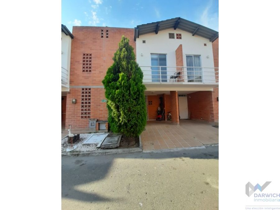 venta de casa en conjunto residencial saman ii palmira