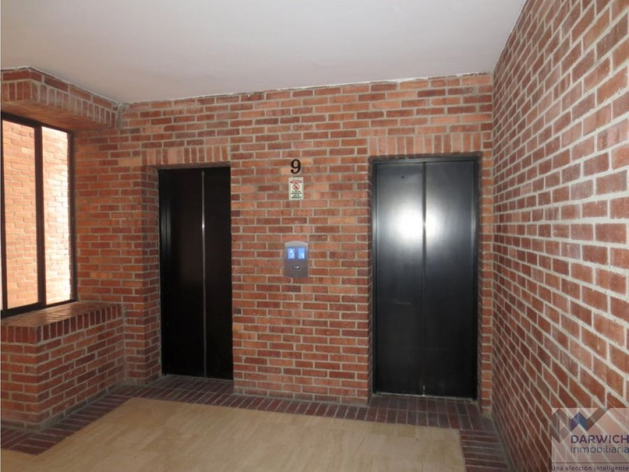 vendo apartamento en el cr puertas de hierro cali