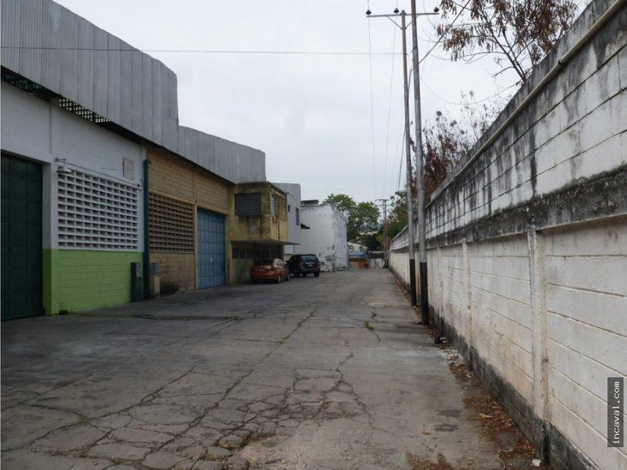 galpon en alquiler centro industrial carabobo ii