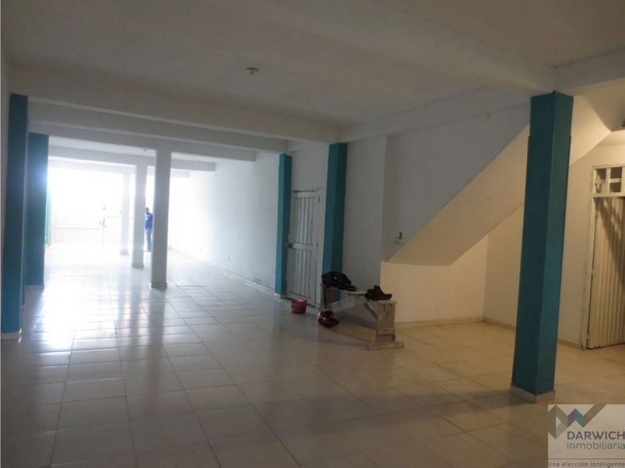 alquilo local de 130 m2 en palmira