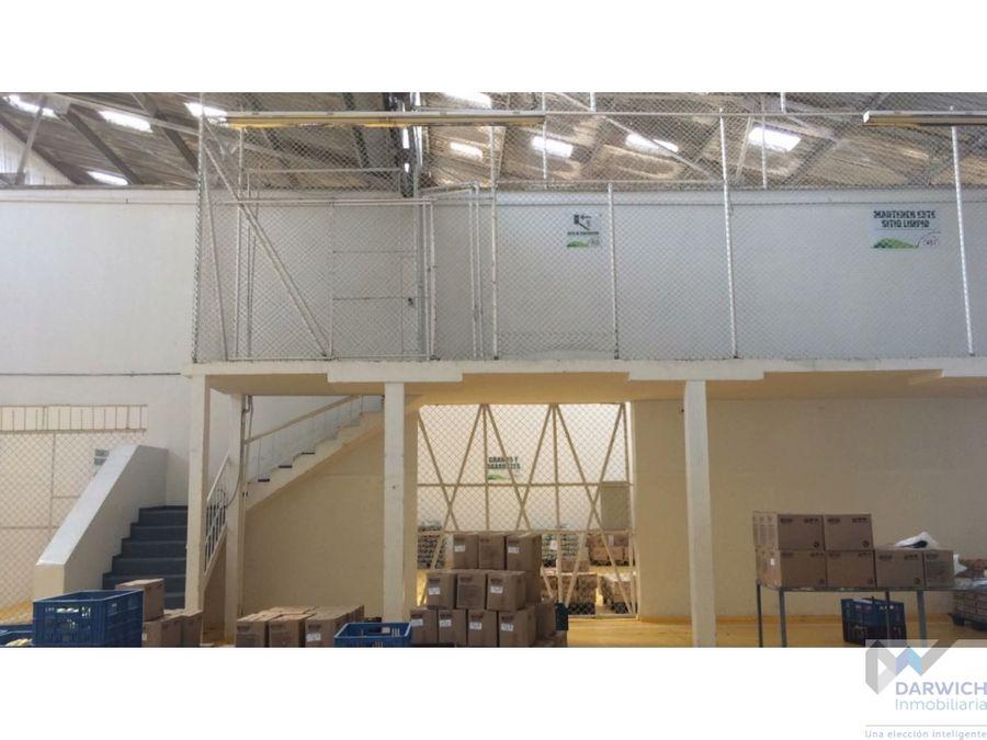 alquilo complejo industrial 8200 m2 sector industrial de palmira