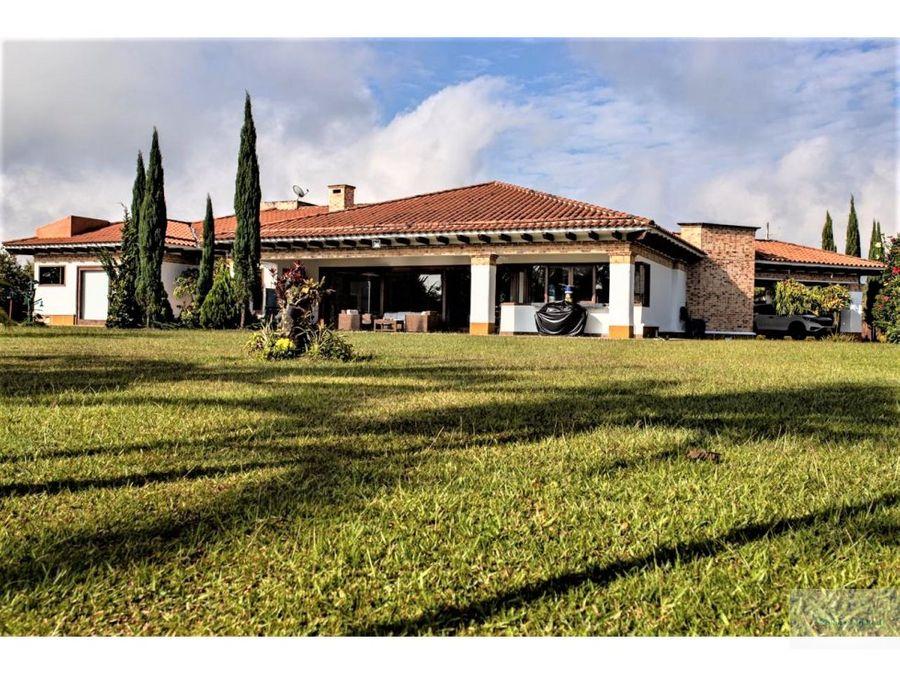 venta finca 3500 m2 en llano grande antioquia colombia