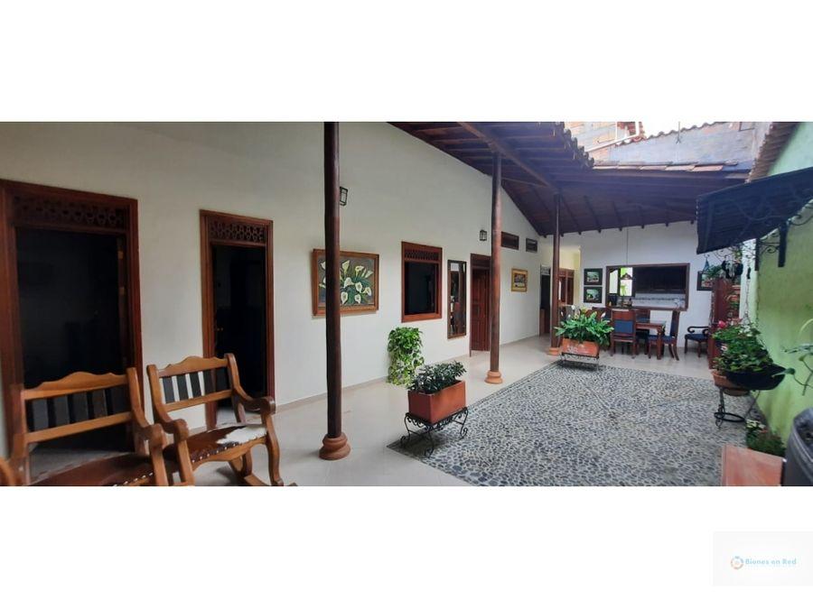 venta casa 200 m2 jardin antioquia colombia