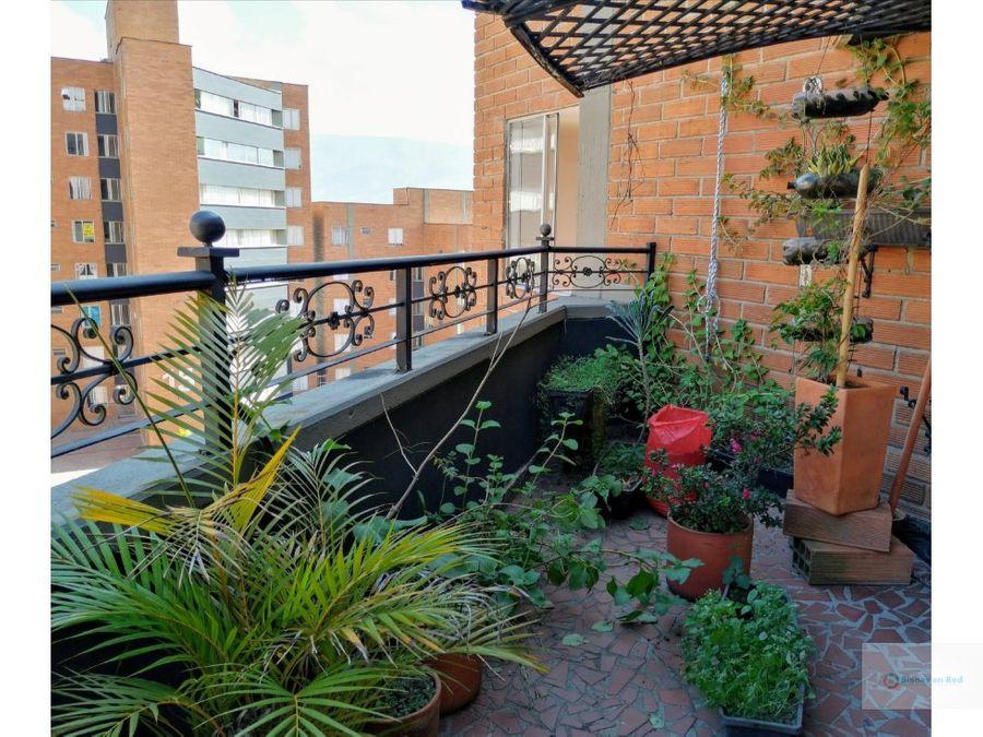 venta de apartamento en belen la palma medellin
