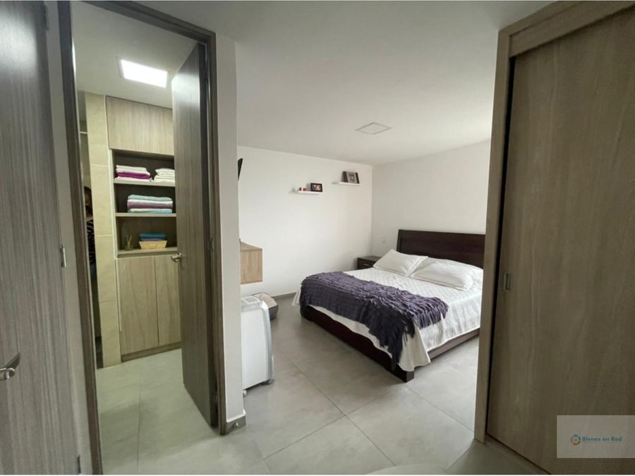 venta de apartamento en el poblado loma del indio
