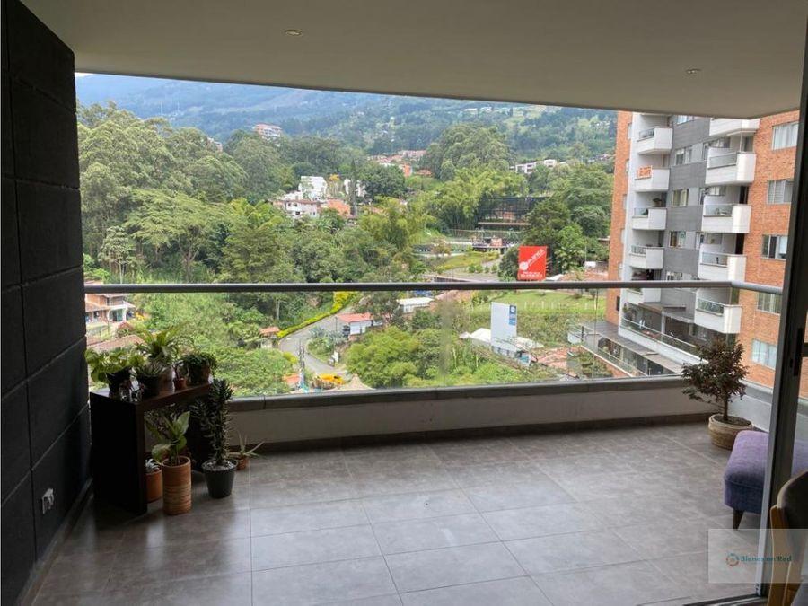 apartamento intermedia el esmeraldal