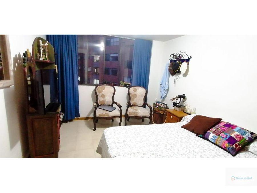 venta de apartamento en el poblado vizcaya