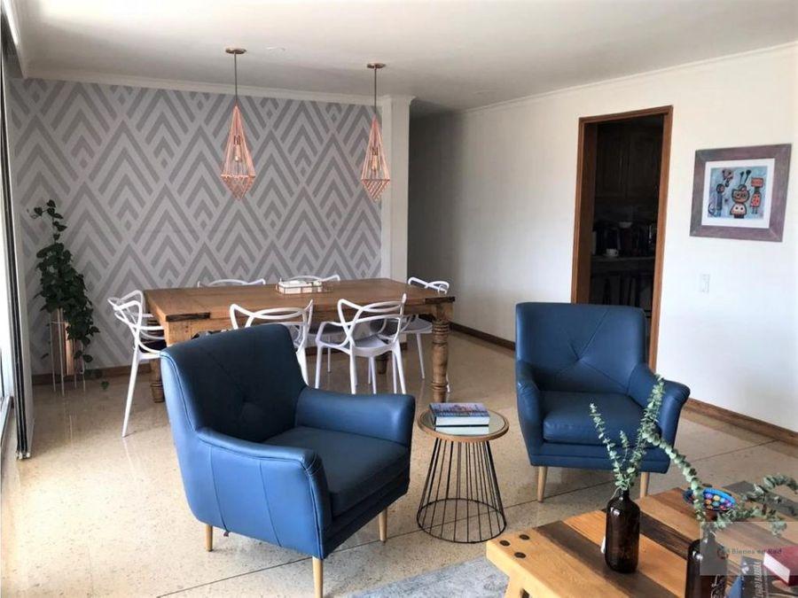 venta de apartamento en el poblado sector el campestre