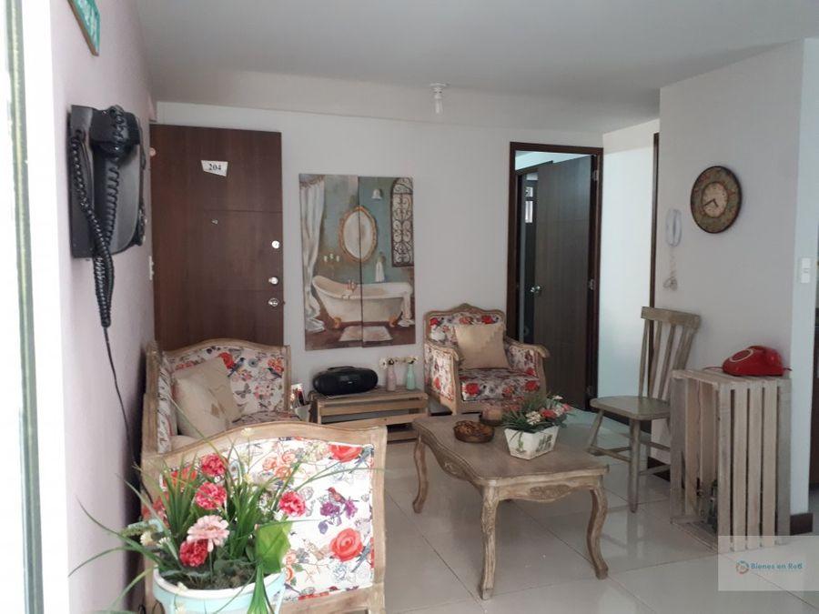 venta de apartamento en medellin santa monica 1
