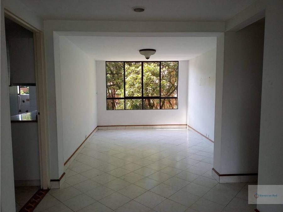 vendo apartamento en poblado vizcaya