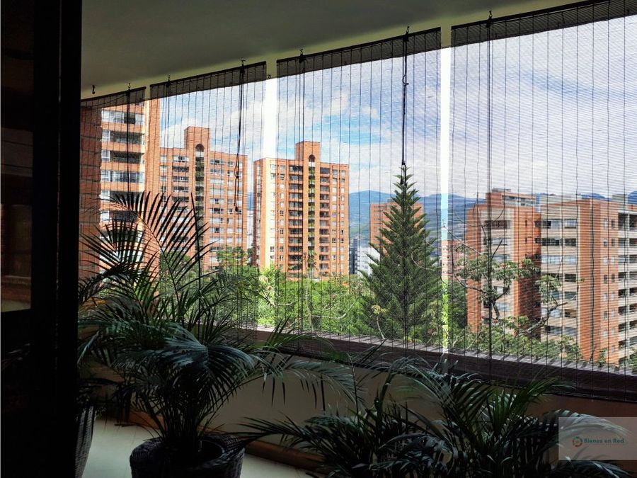 venta de apartamento poblado transversal inferior