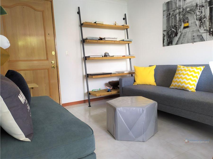 venta de apartamento en loma de los bernal parte baja