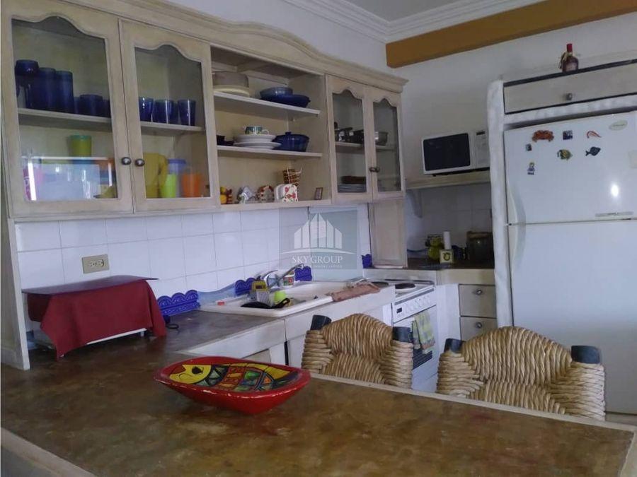 pla 1134 apartamento en tucacas res laguna blanca