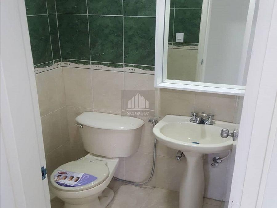 pla 1118 apartamento en agua blanca