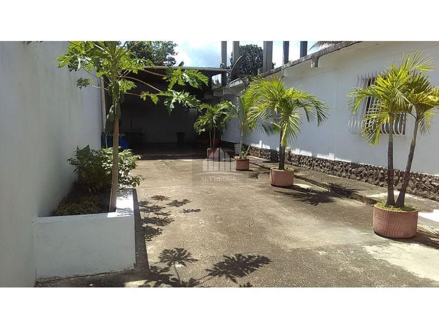 mac 530 casa en venta en la urbanizacion tamanaco tinaquillo