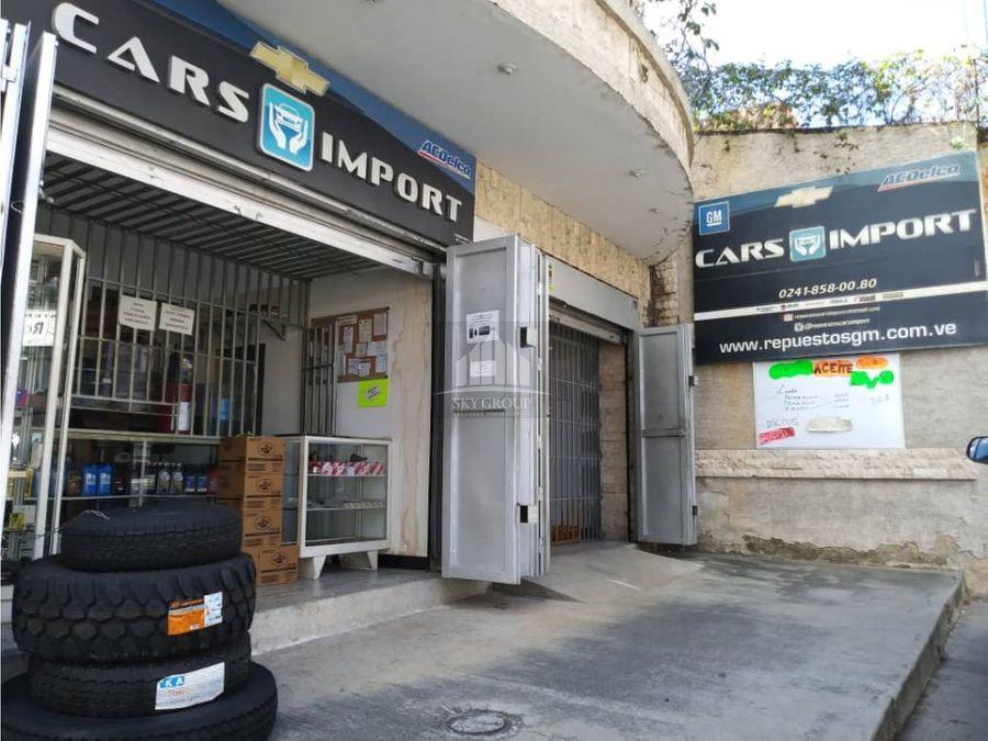 mafc 10 fondo de comercio en calle comercio valencia
