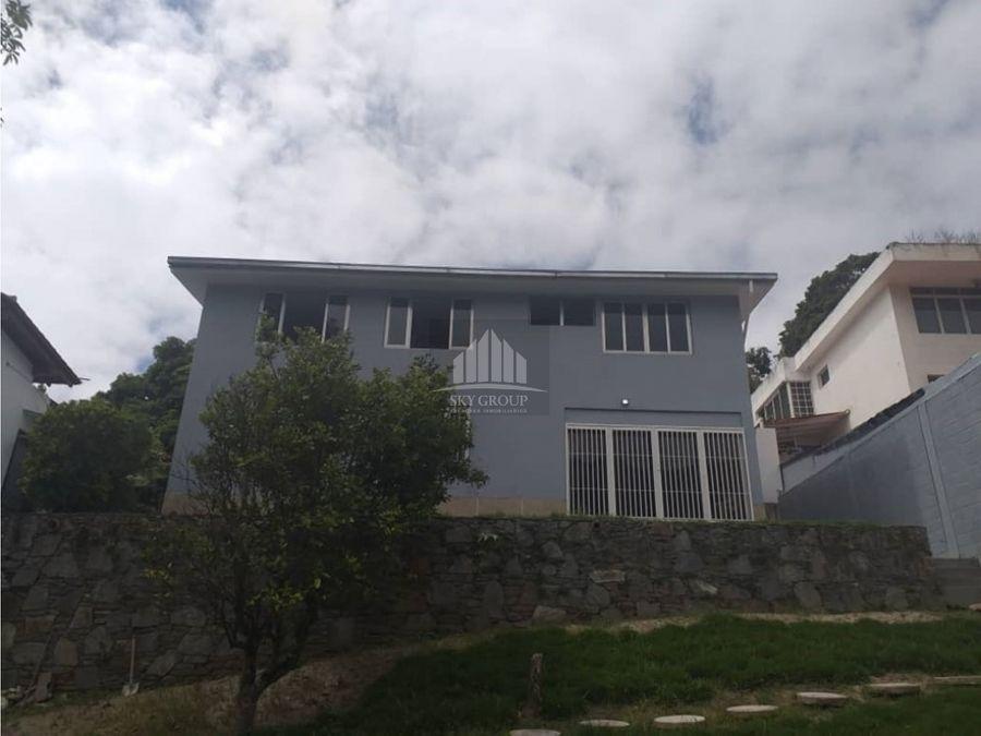 plc 692 casa en caracas baruta de 432mts