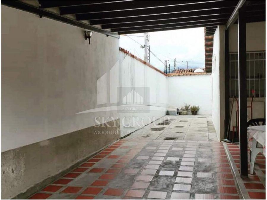 mac 619 casa en urbanizacion la fontana maracay