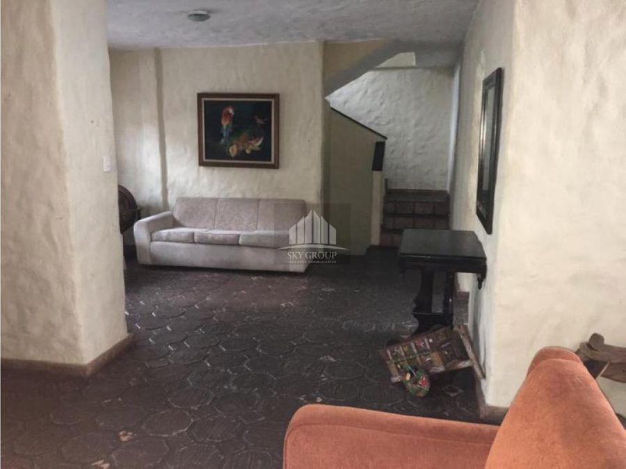 math 154 town house en venta en manongo
