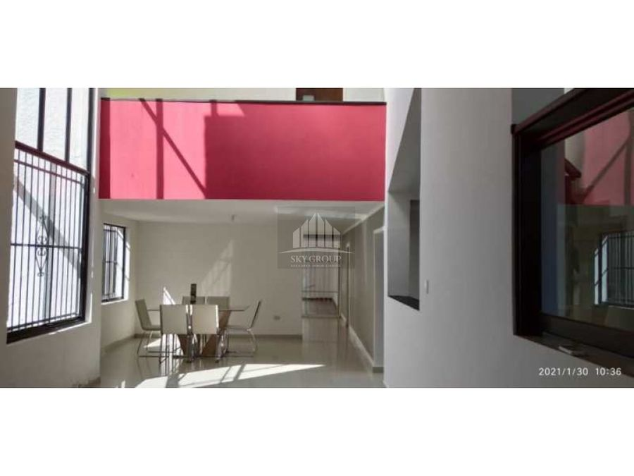 mac 673 casa en trigal norte valencia de 480mts