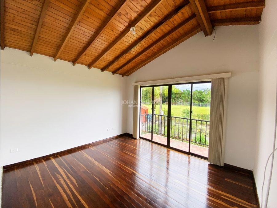 venta casa campestre en filandia