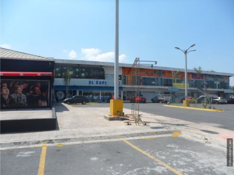local renta plaza generaciones av juan pablo 2do