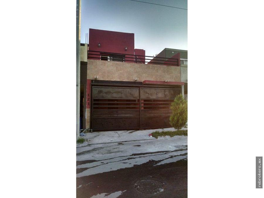 casa en renta amueblada mision de los olivos