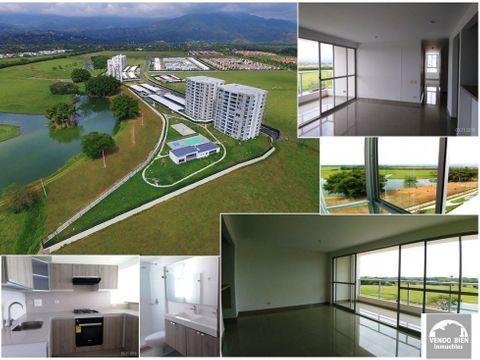 vendo apartamento nuevo con vista en jamundi