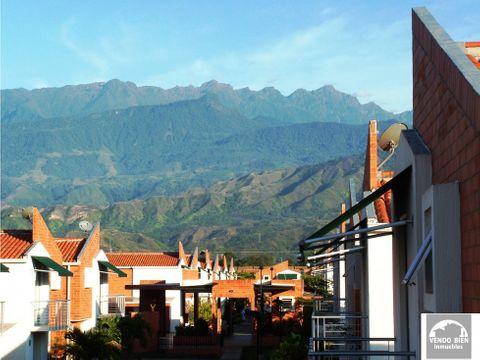 casa en venta en condominio campestre en alfaguara jamundi