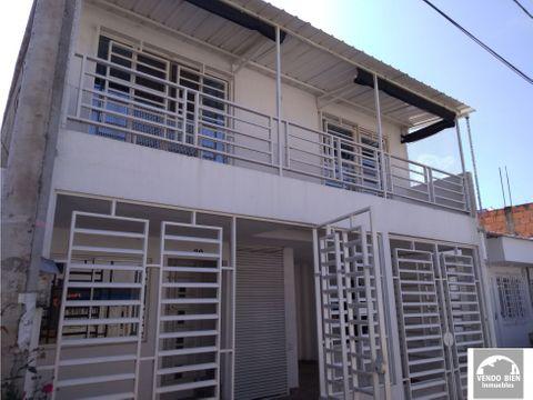 casa bifamiliar en venta en ciudad de dios jamundi