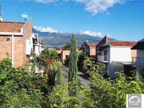 vendo casa en condominio campestre en alfaguara jamundi