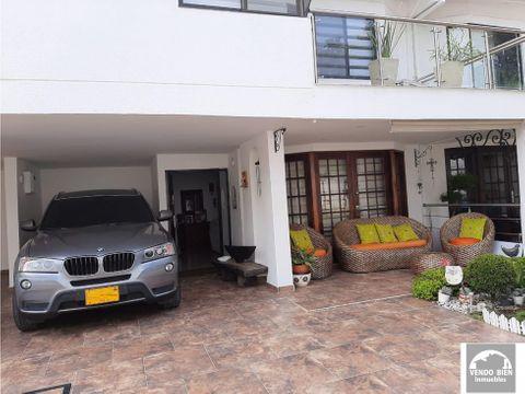 confortable casa en conjunto remodelada en pampalinda cali sur