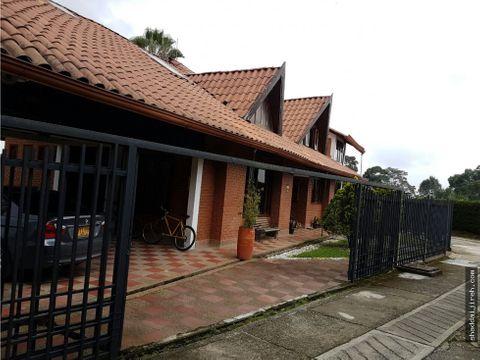 casa campestre en venta en circasia q