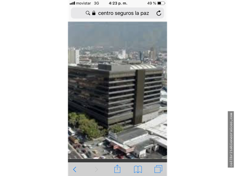 boleita edificio centro seguros la paz