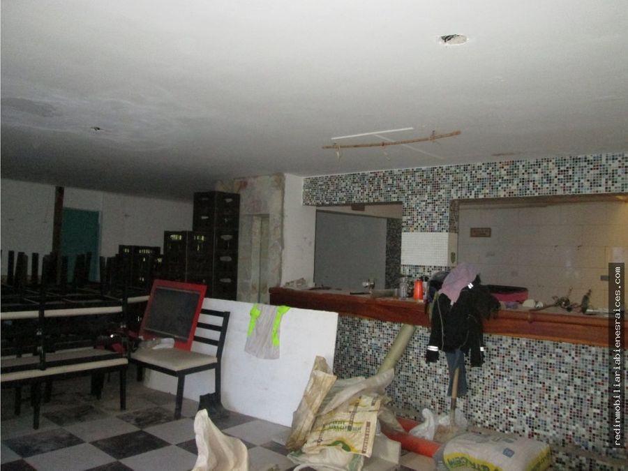 casa local cabecera