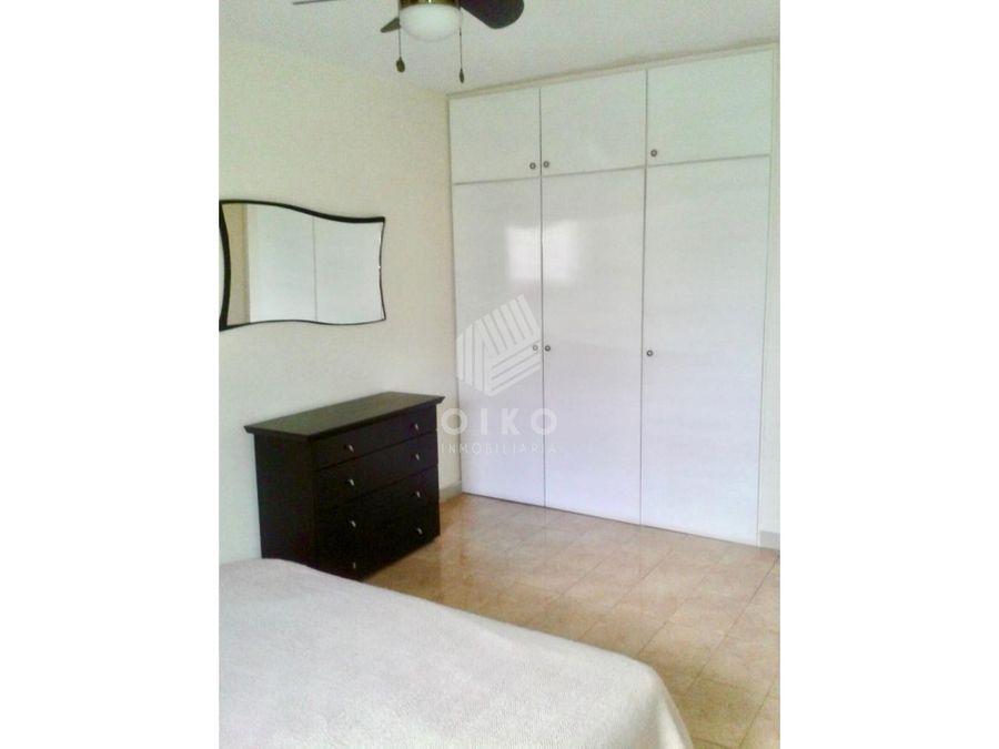 alquiler apartamento los palos grandes de 108 mts 2hs1b s 2p