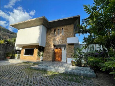 se vende casa en la alta florida de 500 mts 4h6b6p