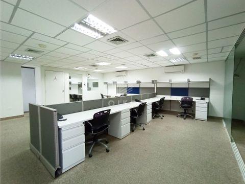 se alquila oficina en multicentro empresarial del este chacao 115 mts