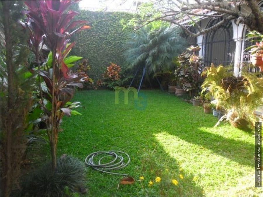 alquiler de fantastica casa en guayabos curridabat 2000 iva