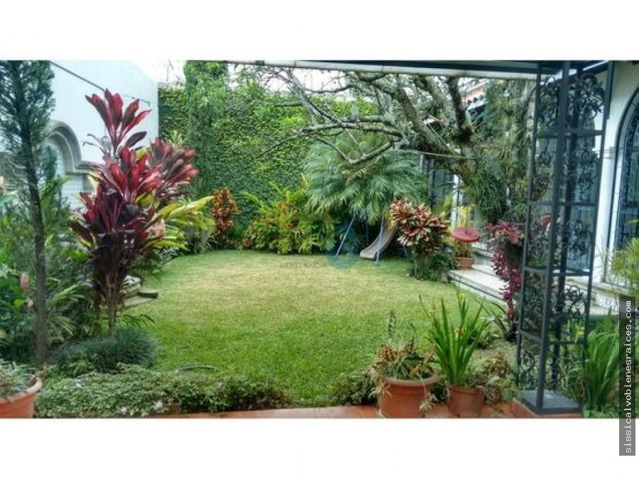 alquiler de casa en guayabos curridabat