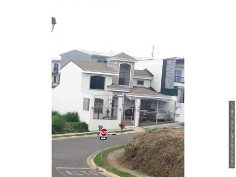 venta de casa en residencial altadena sabanilla