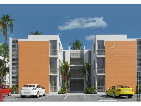apartamentos en punta cana jardines
