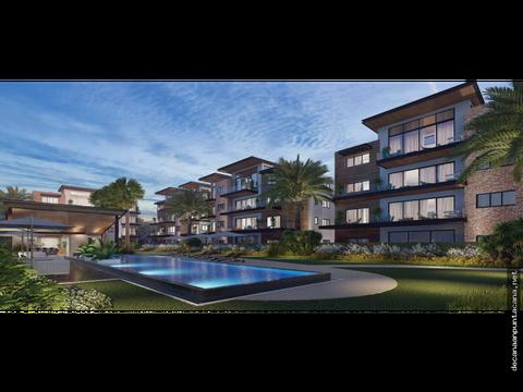 the lofts apartamentos en cap cana