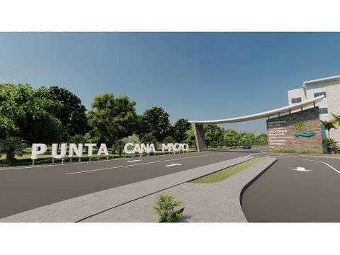 residencial punta cana macao