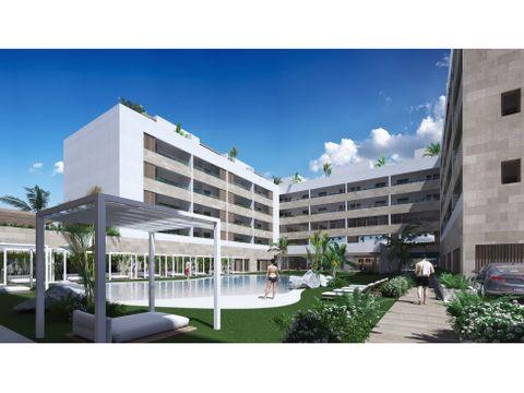 apartamento en punta cana gardenia residence